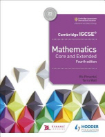 Cambridge Igcse Mathematics Core and Extended 4th Edition