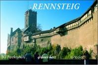 Rennsteig Postkartenbuch