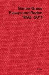 Essays und Reden IV (1992-2011)