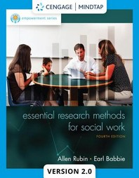 Essential Research Methods for Social Work, 4/E