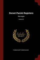 Dorset Parish Registers