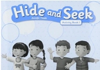 Hide and Seek Activity Book. 1