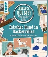 Sherlock Holmes - Mysterioese Faelle: Der falsche Hund in Baskerville