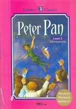 Peter Pan(Level 2)(Timeless Classics)