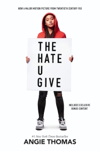 The Hate U Give [Movie Tie-in Edition]