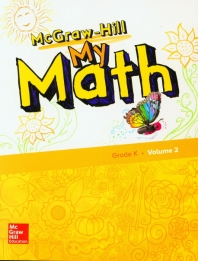 McGraw-Hill My Math Grade K Volume 2