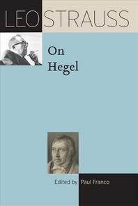 Leo Strauss on Hegel