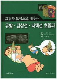 그림과 모식도로 배우는 유방 갑상선 타액선 초음파