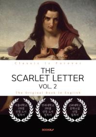 THE SCARLET LETTER, VOL. 2 - 주홍글씨, 2부 (영문원서: 일러스트 버전)
