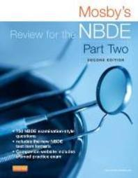 Mosby's Review for the NBDE, Part II with Access Code