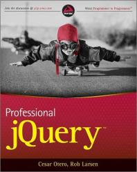 Professional jQuery (Paperback)