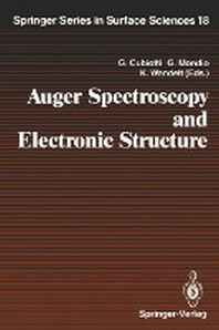 Auger Spectroscopy and Electronic Structure