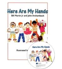 노부영 Here Are My Hands (원서 & CD)