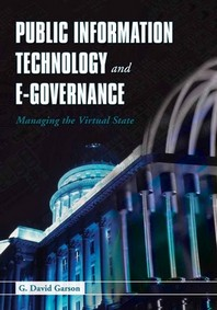 Public Information Technology and E-Governance