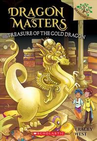 Dragon Masters #12:Treasure of the Gold Dragon