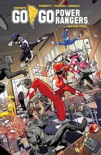 Saban's Go Go Power Rangers Vol. 4, 4