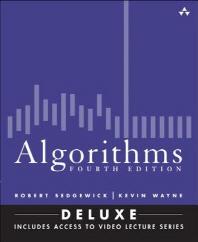 Algorithms, Fourth Edition (Deluxe)