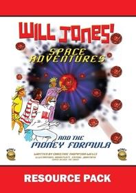 Will Jones Space Adventures and The Money Formula - Teachers Resource Pack