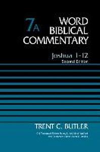 Joshua 1-12, Volume 7a, 7