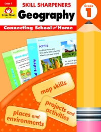 Skill Sharpeners Geography, Grade 1