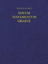 Nestle-Aland Novum Testamentum Graece 28 (Na28)