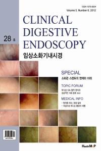 임상소화기내시경 28호(2012.NO.6)