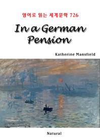 In a German Pension (영어로 읽는 세계문학 726)