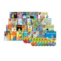 영어 과학동화 세트 (Full Color 32권, CD 16장)