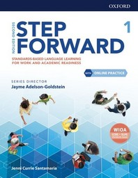 Step Forward Level 1 Student Book with Online Practice