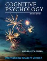 Cognitive Psychology 8th Ed Internationa