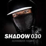Schwarzer Hoody (Ltd.Fan Edt.)