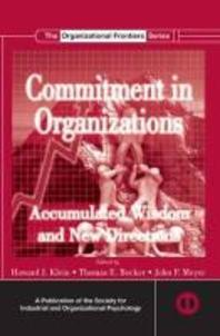 Commitment in Organizations