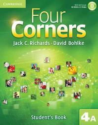 Four Corners Level 4 Student's Book a with Self-Study CD-ROM