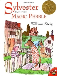 Sylvester and the Magic Pebble ( Aladdin Picture Books )