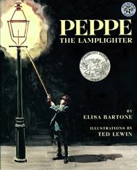 Peppe the Lamplighter (Caldecott Honor Book)