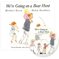 노부영 We're Going on a Bear Hunt (원서 & CD)