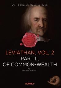 리바이어던. 2권 (토마스 홉스) : Leviathan. Vol. 2 (영문판)
