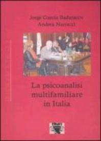 La psicoanalisi multifamiliare in Italia