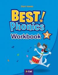 Best Phonics. 2: Short Vowels(Workbook)