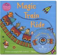 노부영 Magic Train Ride (원서 & CD)