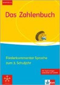 Das Zahlenbuch / Foerderkommentar Sprache mit Kopiervorlagen und CD-ROM zum 3. Schuljahr. Foerdern und Inklusion