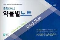 동화 KMLE 약물별 노트