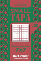 Sudoku Small Tapa - 200 Easy to Normal Puzzles 7x7 (Volume 20)
