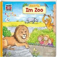 WAS IST WAS Kindergarten, Band 12 Im Zoo