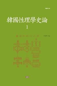 한국성리학사론. 1