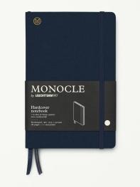 모노클 하드커버 도트 노트 B6 네이비(Monocle Booklinen Hardcover Dot B6 Navy)