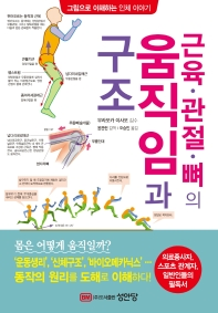 근육·관절·뼈의 움직임과 구조
