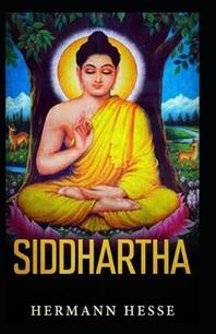 Siddhartha by Herman Hesse; illustrated