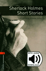 Sherlock Holmes Short Stories (with MP3)