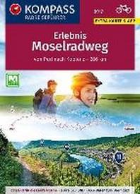 KOMPASS RadReiseFuehrer Erlebnis Moselradweg